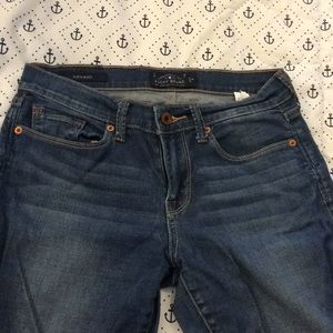 Lucky brand 4/27 jeans Sofia bootcut